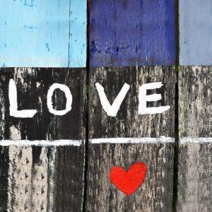 """Lasche 2004 """"Love"""""""