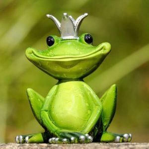 Lasche 2048 Wechselklappe Froschkönig