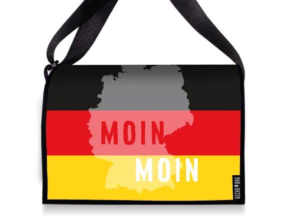 Tasche mit Wechselcover - 2147 Moin